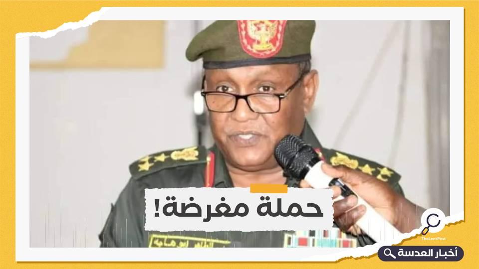 الجيش السوداني: الدعوة لهيكلة مؤسستنا هدفها ترك السودان بلا مخالب