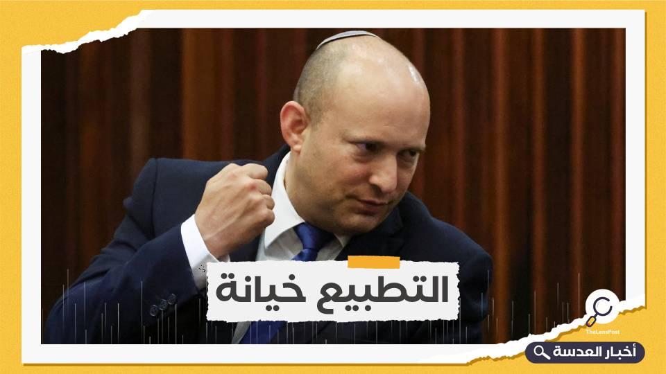 لقاء بين رئيس وزراء الاحتلال الإسرائيلي بوزيرين بحريني وإماراتي
