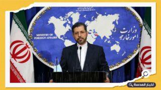 طهران تنتقد واشنطن بعد العقوبات المفروضة على الإيرانيين