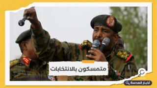 عبد الفتاح البرهان يؤكد: لن ننقلب على الثورة