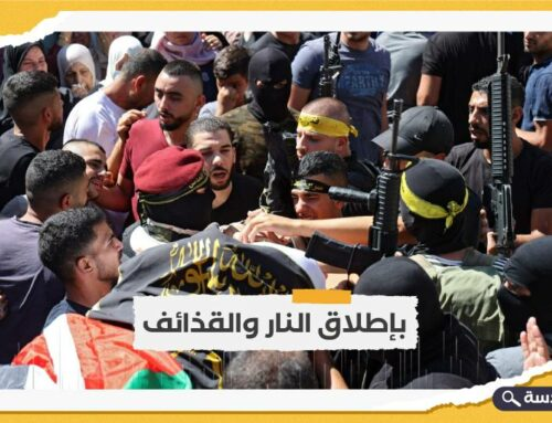 استشهاد 5 فلسطينيين برصاص الاحتلال في الضفة