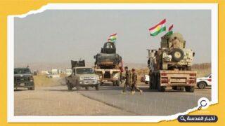 الجيش العراقي وقوات البشمركة الكردية يشنون حملة مشتركة ضد داعش