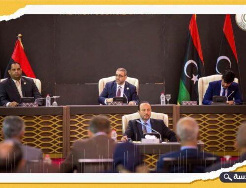 مجلس الدولة الليبي يقول إنه حريص على إجراء الانتخابات في موعدها