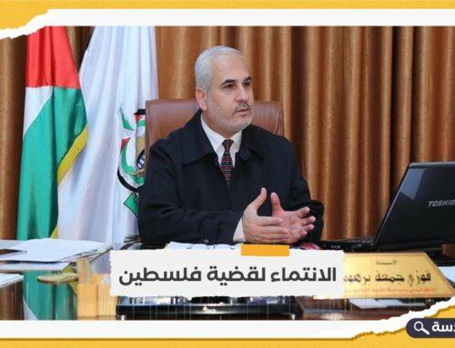 حماس تثني على موقف العراق الرافض للتطبيع مع الاحتلال