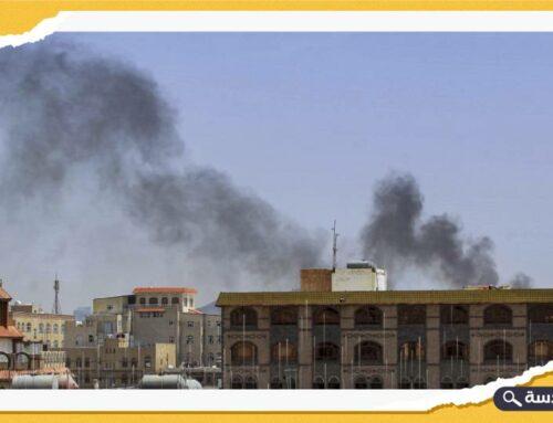التحالف العربي يقصف 3 مدن في اليمن بضربات جوية