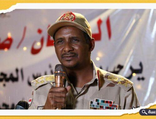 ملقيًا باللوم على المدنيين.. حميدتي يقول إن محاولة الانقلاب سببها السياسيون