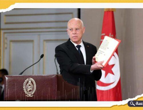 أحزاب تونسية ترفض مساعي قيس لتعليق الدستور