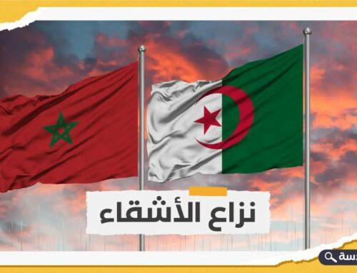 الجزائر تغلق حدودها الجوية أمام الطائرات المغربية