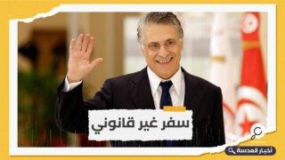 """تونس.. إصدار مذكرة تفتيش بحق رئيس حزب """"قلب تونس"""""""