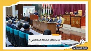 """""""النواب الليببي"""" يسحب الثقة من حكومة الدبيبة"""