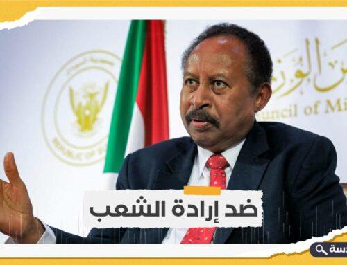 البيت الأبيض يدعو للإفراج عن رئيس الوزراء السوداني