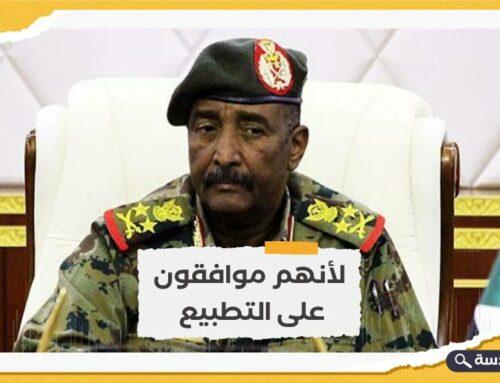 مسؤول إسرائيلي يدعم الانقلاب العسكري في السودان