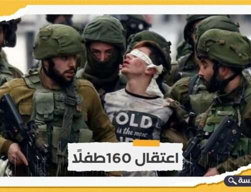 الاحتلال يعتقل 1282 فلسطينيًا في 3 أشهر