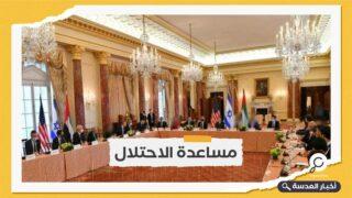 الإمارات تجمع 5 دول عربية لملاقاة مسؤولي الاحتلال الإسرائيلي