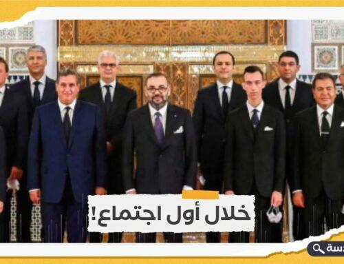 حكومة المغرب الجديدة تصادق على اتفاقيات مع الاحتلال الإسرائيلي