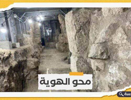 الاحتلال الإسرائيلي يحفر نفقًا نحو المسجد الأقصى