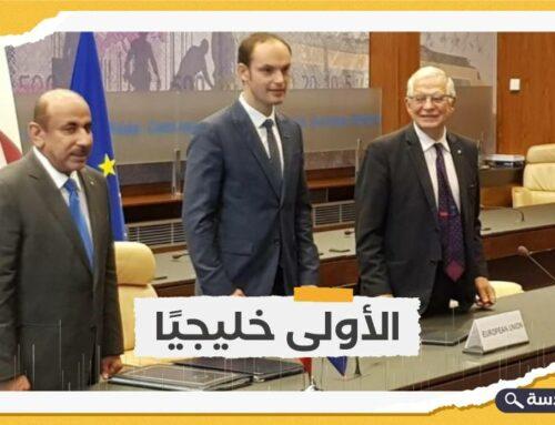 توقيع اتفاقية شاملة للنقل الجوي بين قطر والاتحاد الأوروبي
