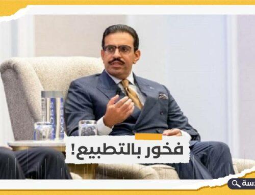 سفير بحريني يشيد بالتطبيع مع الكيان الصهيوني