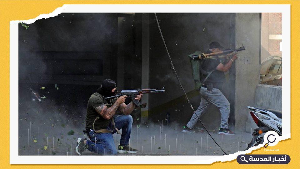 لبنان.. قتلى في احتجاجات ضد قاضي انفجار المرفأ